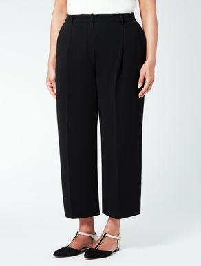Pantalone ampio in triacetato