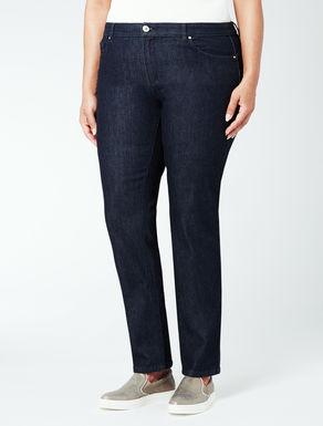 Jeans in denim stretch Wonder fit