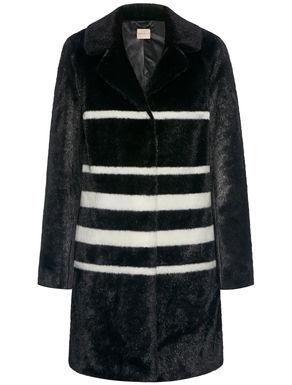Stripy coat