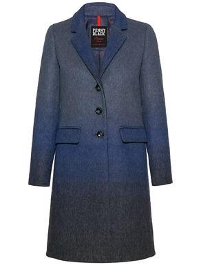 Faded coat