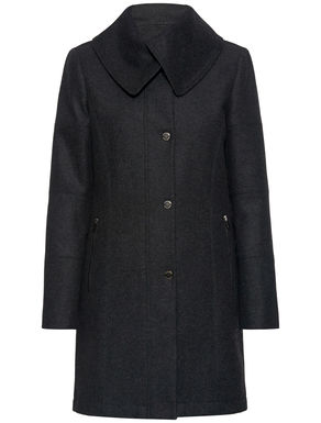 Mix wool cloth coat