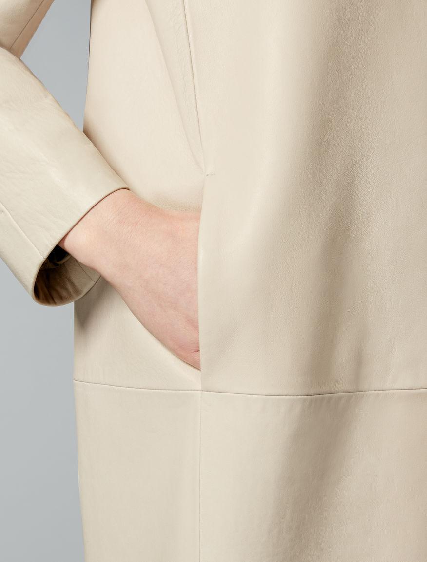 Nappa coat