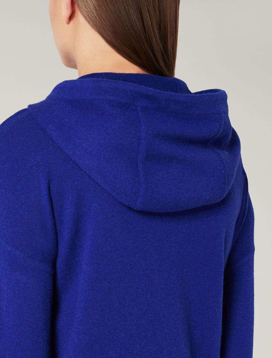 Pure cashmere top