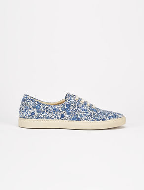 Cotton sneakers