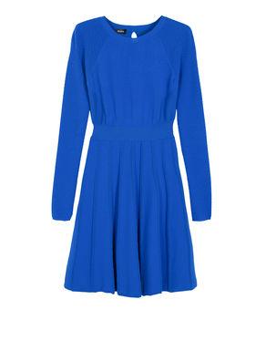 Corolla Dress di maglia
