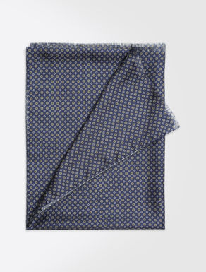 Écharpe en twill de soie