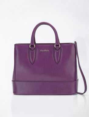 Ginevra hand-grained leather bag