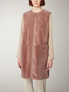 Astrakhan waistcoat