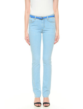 Denim dritto skinny