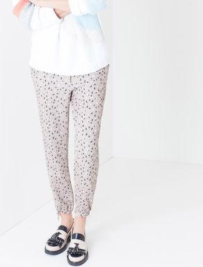 Pantaloni jogging stampati