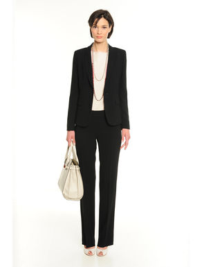 Tailleur in cady