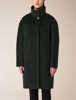Alpaca overcoat