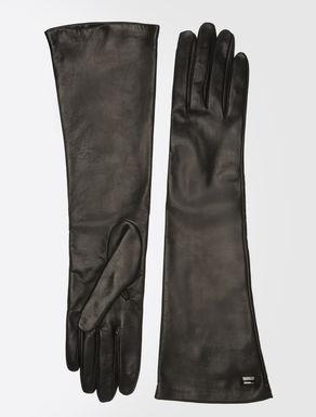 Long nappa gloves