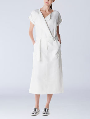 Cady and linen dress