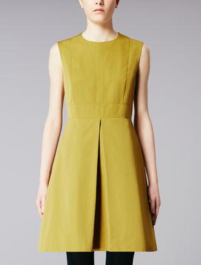 Kleid aus Baumwoll-Faille