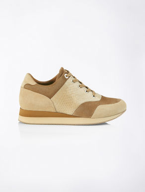 MM 02 Limited Edition leather sneakers