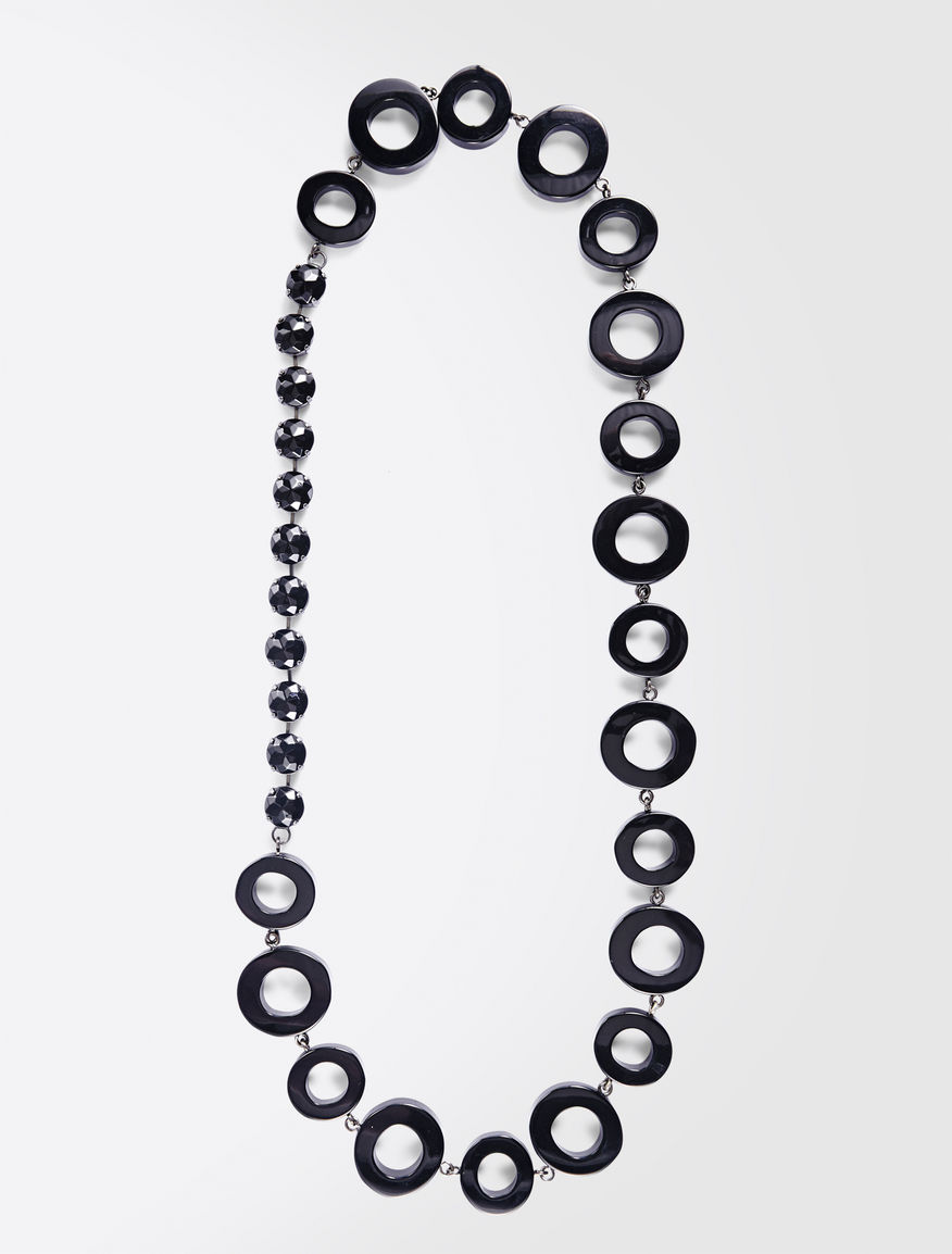 Necklace with loops