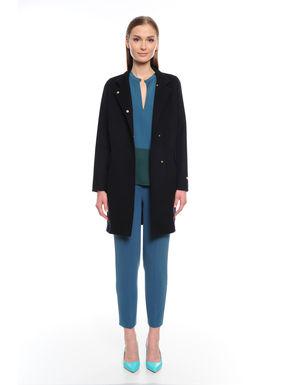Cappotto in doppio di lana