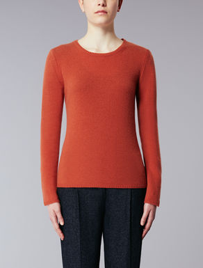Wool and cashmere knitwear