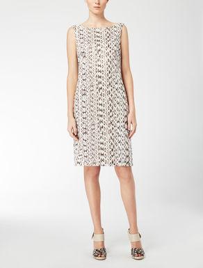 Prinzesskleid aus Baumwollsatin