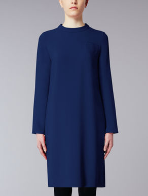 Robe en cady et viscose stretch