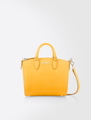 Bauletto Ginevra mini in pelle