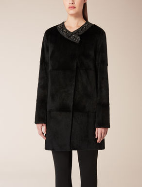 Lapin fur coat