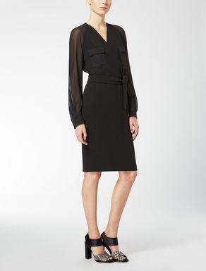 Kleid aus Cady