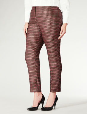 Leggings jacquard