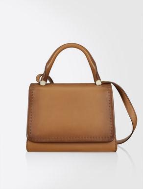 Small leather Signature Bag