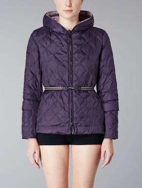 Reversible padded jacket