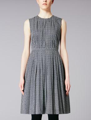 Kleid aus Baumwollvoile