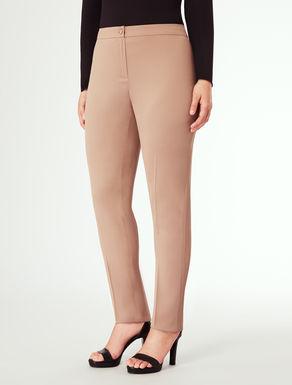Pantalone a gamba affusolata