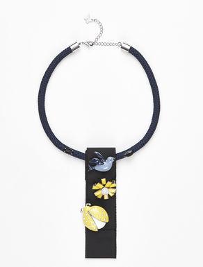 Halskette aus Seil