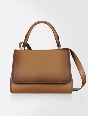 Leather Signature Bag