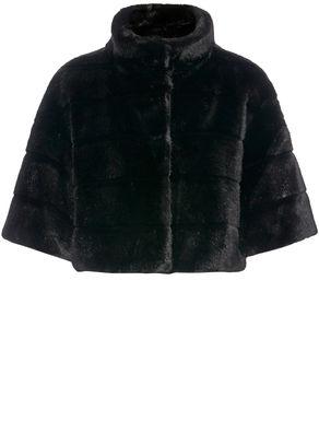 Synthetic fabric jacket