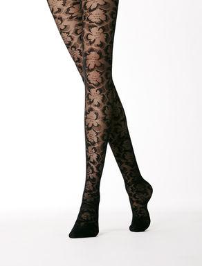 Micro-net tights