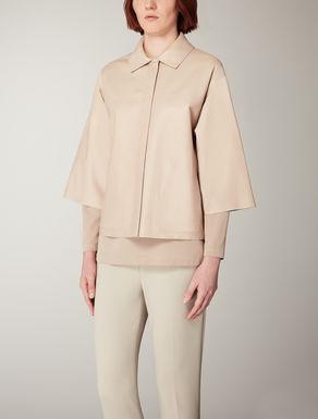 Nappa jacket