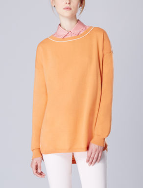 Casual chic knit shirt