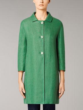 Leichter Mantel, Leinen und Baumwolle