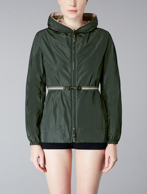 Reversible waterproof jacket