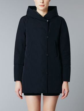 Reversible padded coat