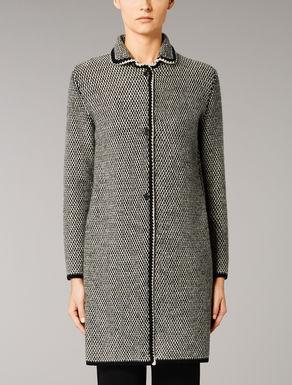Mantel aus Wolle und Kaschmir.