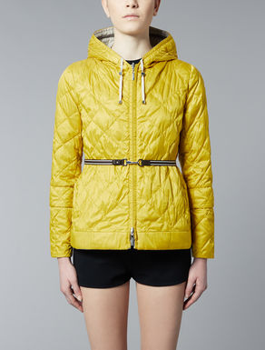 Reversible down jacket