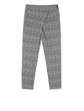 Pantaloni sarong di jersey stretch