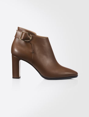 Ankle boot in pelle