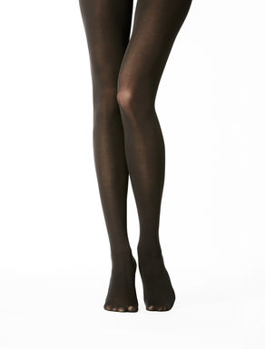 50 Denier opaque microfibre tights.
