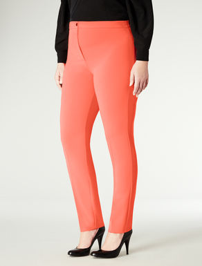 Pantalone super slim elegante