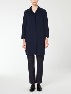 Manteau en pure laine