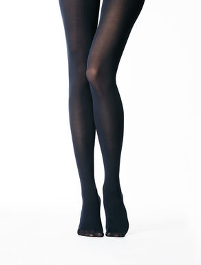 51 Denier opaque microfibre tights.